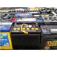 Drained Battery Scrap