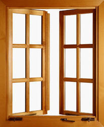 Wooden Window And Frames