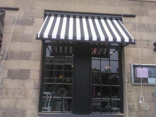 Exclusive Fixed Awning