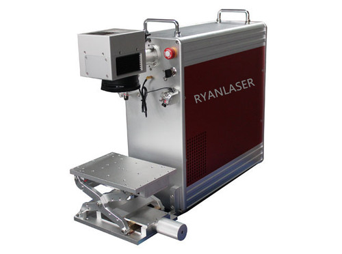 Handheld Fiber Laser Marking Machines FLFB20-RED