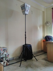 High Mast Foldable & Portable Emergency Light