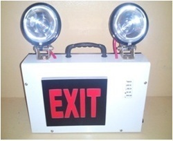 Industrial Emergency Light Halogen Model