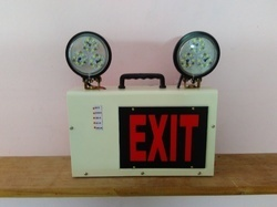 LED Model Industrial Emergency Light