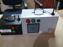Remote Controlled Electric Safety Siren