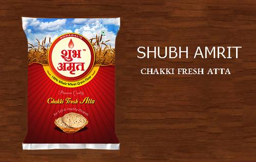 Shubh Amrit Chakki Fresh Atta