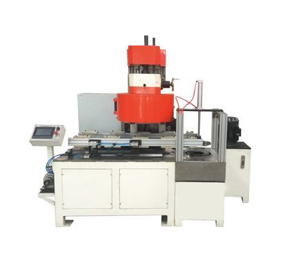 Automatic Can Sealing And Beading Machine