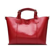 Fancy Ladies Leather Hand Bags
