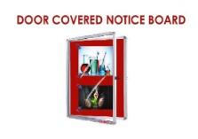 Acrylic Door Cover Notice Board