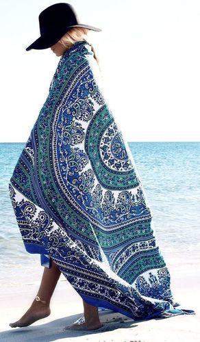 Beach Wear Tapestry