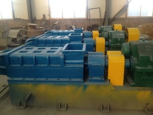 Double Spiral Grinding Separating Machine