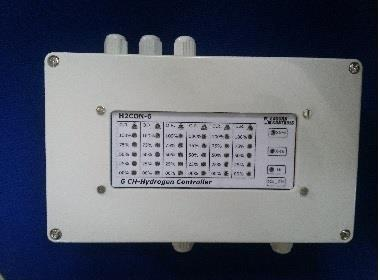 H2CON-6 Six Channel Hydrogen Scanner Controller