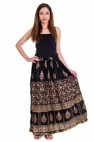 Jaipuri Printed Ladies Skirts