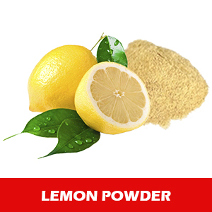 Premium Quality Lemon Powder