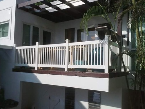 UPVC Designer Railing in  Ecotech