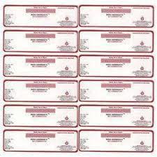 Fine Quality Pharmaceutical Barcode Labels in  Kodambakkam