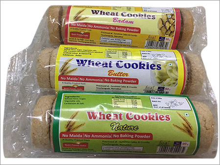 Healthy Wheat Cookies