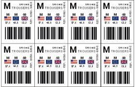 Top Quality Barcode Stickers