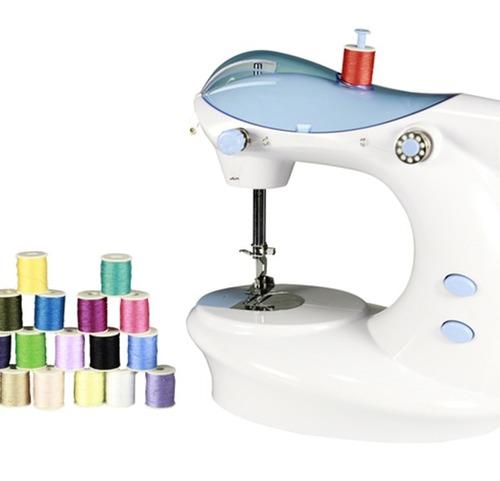Mini Electric Double Stitch Sewing Machine