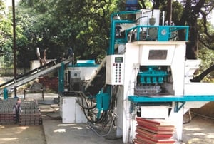 Aac Block Making Plants ( Autoclave Aerated Concrete )