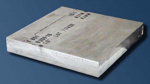 Aluminium Alloy 7075-T651 Flat