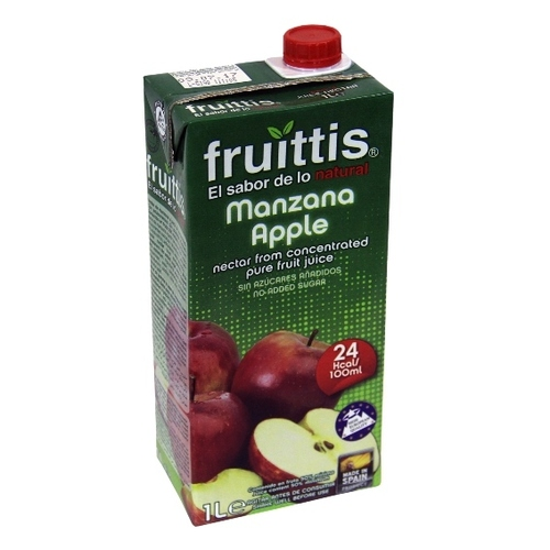 Apple Nectar Concentrate Fruit Juice (Fruittis)