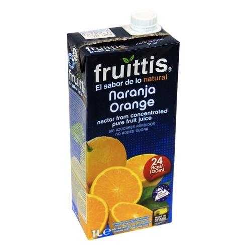 Orange Nectar Concentrate Fruit Juice Beverage