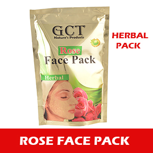 Rose Face Pack
