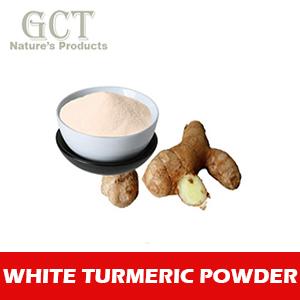 High Grade White Turmeric Powder