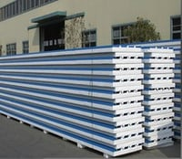 Low Cost Building Material Roof EPS Sandwich Panel