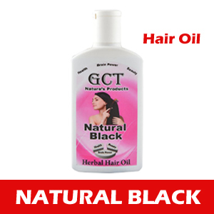 Natural Black Hair Oil