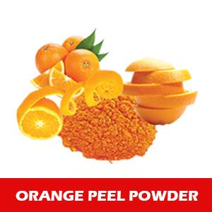 Skin Care Orange Peel Powder
