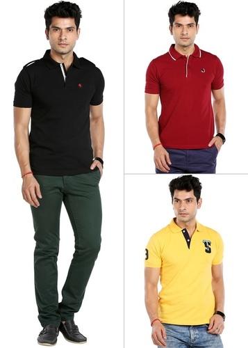 Collar Neck T-Shirts