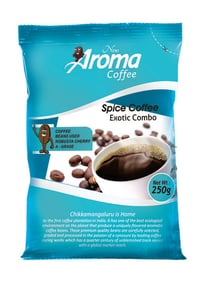 Aroma Spicy Coffee