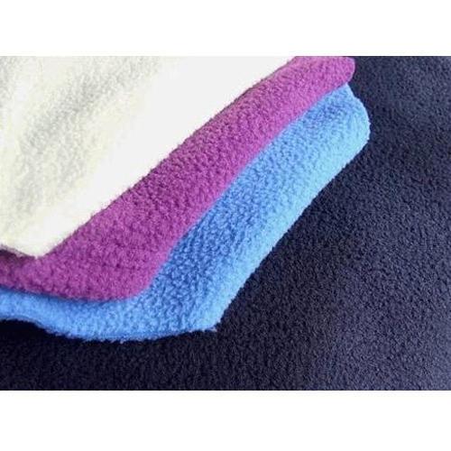 Polyester Polar Fleece Fabric