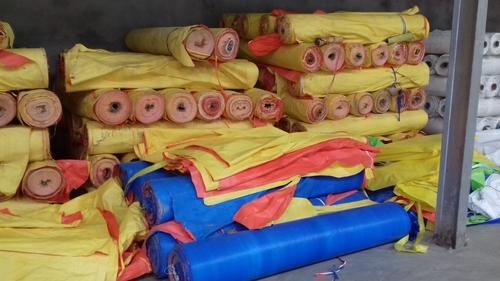 HDPE Laminated Tarpauline Roll