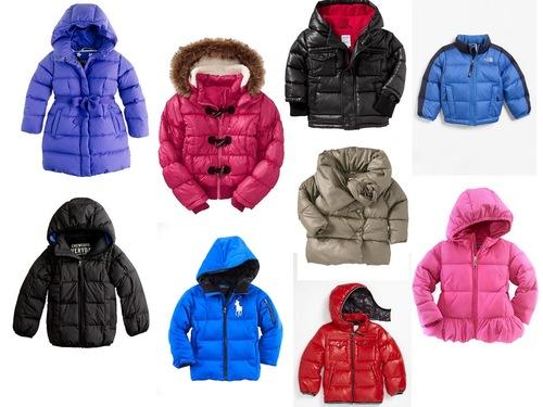 Kids Winter Jackets in   Sap Theater