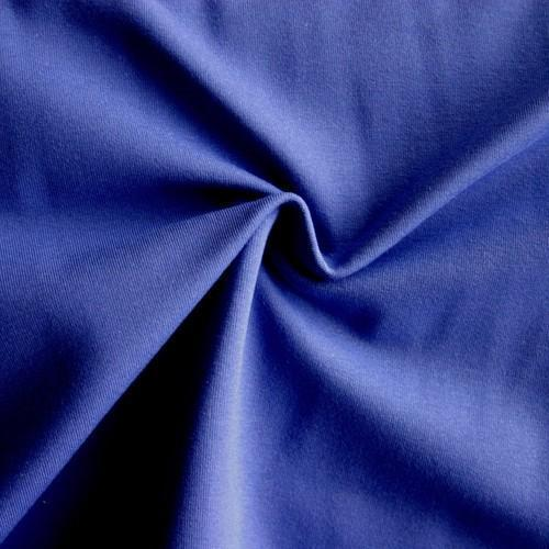 Plain Cotton Lycra Fabrics
