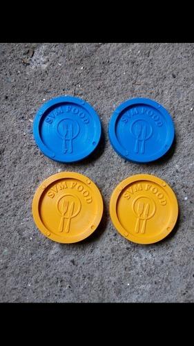 Customized Plastic Tokens