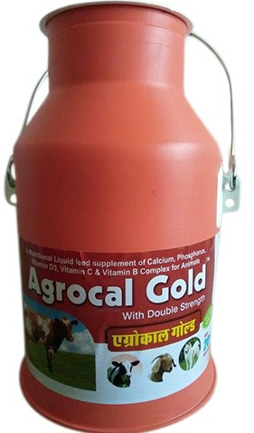 Double Strength Liquid Calcium for Diary Animal