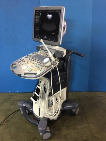 Used GE Voluson S8 Ultrasound Machine