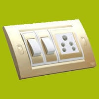 Pvc Electrical Modular Switches