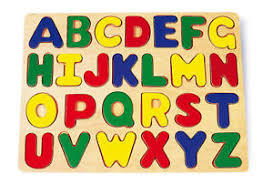 Colored Alphabets