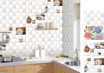 300 X 450mm Ceramic Kitchen Wall Tiles