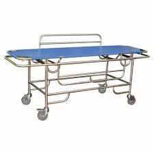 Patients Stretcher Trolley