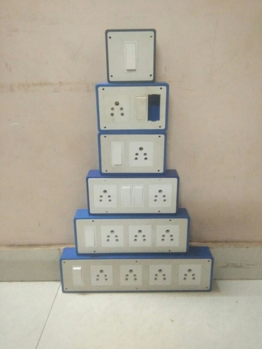 Latest Design Pvc Switch Boards