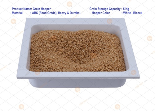 Plastic Grain Hoppers