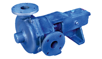 Single Stage Horizontal Side Suction Pump