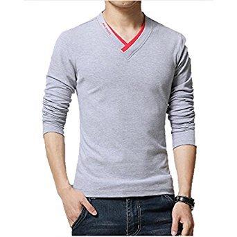 17afad4e1 Boys Cotton V-Neck T-Shirt in Tirupur, Tamil Nadu - Sri Jai Garments