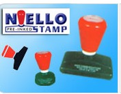 Niello Pre-Inked Stamp