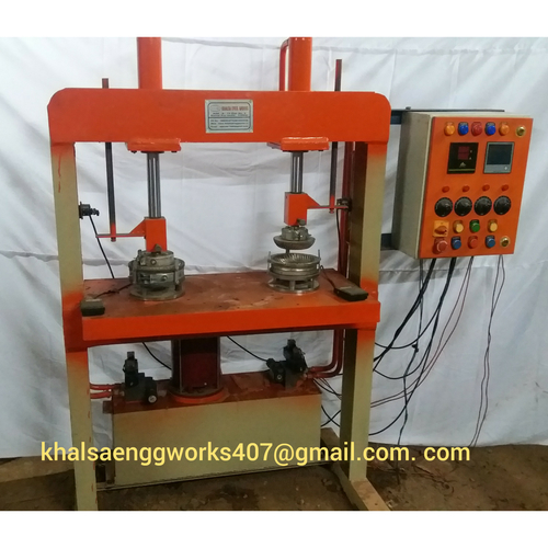 Advanced Hydraulic Paper Plate Making Machines in  Samaipur